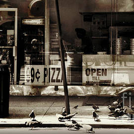 Miriam Danar - 99 cent Pizza - New York City Street Scene