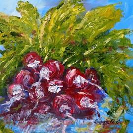 Barbara Pirkle - A Bunch of Radishes