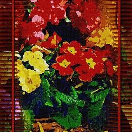Mario Carini - A Burst of Color