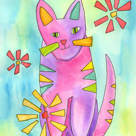 Terry Taylor - A Cat of Many Colors II