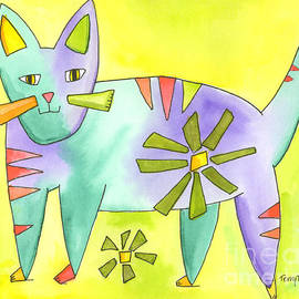 Terry Taylor - A Cat of Many Colors
