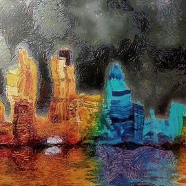 Mario Carini - A City Skyline