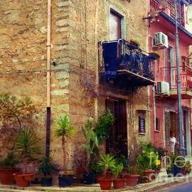 RC deWinter - A Corner in Sicily