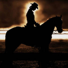 Chastity Hoff - A Cowgirls Prayer Evening Ride