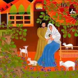 Latha Gokuldas Panicker - A Cradle In Bethlehem