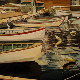 Thu Nguyen - A Day at Center For Wooden Boats
