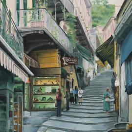 Sue Birkenshaw - A Day in Como