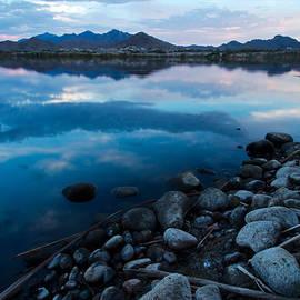 Ed  Cheremet - A Desert Lake