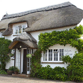 Venetia Featherstone-Witty - A Devonshire Cottage