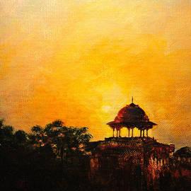 Anees Peterman - A Far Pavilion