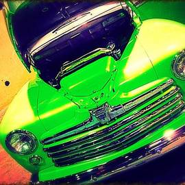 Jeremiah Colley - A Fifties Lime Light