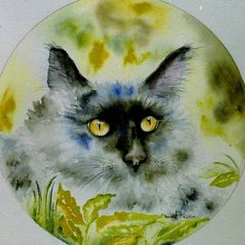 Anne Dalton - A fine cat