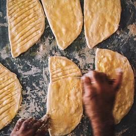 David  Hagerman - A Firin A Day. Scoring Cheese Filled