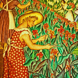 Joseph Coulombe - A Flower Harvest