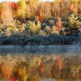 Bonita S Sylor  - A Frosty Fall Morning