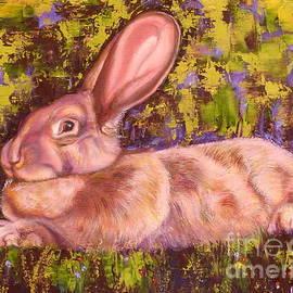 Susan A Becker - A Giant Continental Rabbit