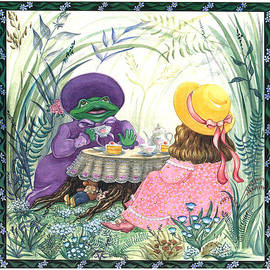 Nonna Mynatt - A Girl and a Frog