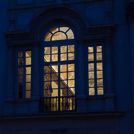 Georgia Mizuleva - A Glimpse Through a Window - Piazza Navona Rome Italy