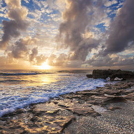 Debra and Dave Vanderlaan - A Gorgeous Sunrise