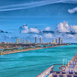 Rene Triay Photography - A Great Day to Sail- in HDR