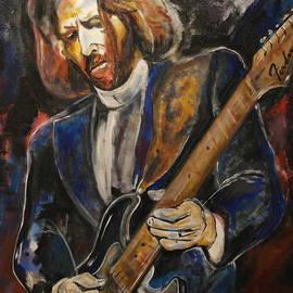 John W Barth - A Guitar God Speaks