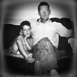 Joe Paradis - A Hard Days Night Cameron Illinois 1950