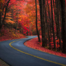 Phillip Noll Raven Mountain Images - A Highway To Dreams