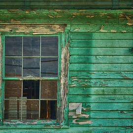 Greg Kluempers - A house damaged by Katrina DSC05360