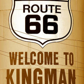 David Lee Thompson - A Kingman Welcome