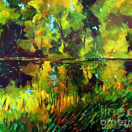 Charlie Spear - A Lake Like A Hammock Sold