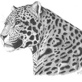 Patricia Hiltz - A Leopard