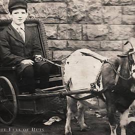 Joe Paradis - A Life Full of Buts Chicago 1919