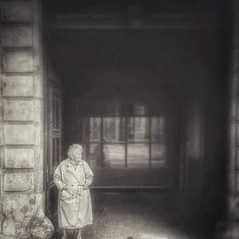Stwayne Keubrick - A long boring wait...