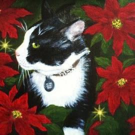 Dr Pat Gehr - Tuxedo cat trouble