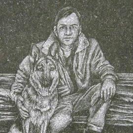 Dennis Pintoski - A Man and His Dog