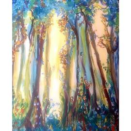 Judith Desrosiers - A mighty fine forest