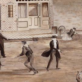 Stuart B Yaeger - A minor misunderstanding Tombstone Az