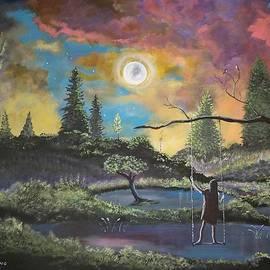 Dave Farrow - A Moonlit Swing