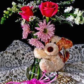 Carol F Austin - A New Rose for You
