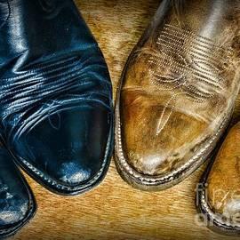 Paul Ward - A Pair of Cowboy Boots