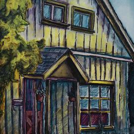 Jo-Anne Gazo-McKim - A Path to My House