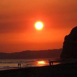 Teresa Ruiz - A Perfect Sunset