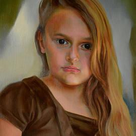 Jukka Nopsanen - A Portrait of a Girl