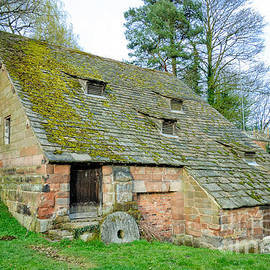 David Hill - A preserved corn mill from medieval England - Nether Alderley Mill - Cheshire