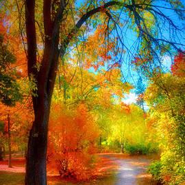 Tara Turner - A Rainbow of Leaves
