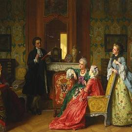 JEAN CAROLUS - A READING FROM MOLIERE