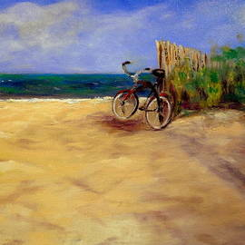 Anne Barberi - A Ride To The Beach