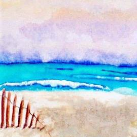 Chrisann Ellis - A Sand Filled Beach