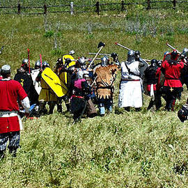 Joseph Coulombe - A SCA Battle Reinactment