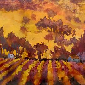James Huntley - A Scent of Lavender
